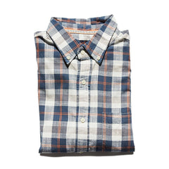 Louis Button Down Shirt - Navy