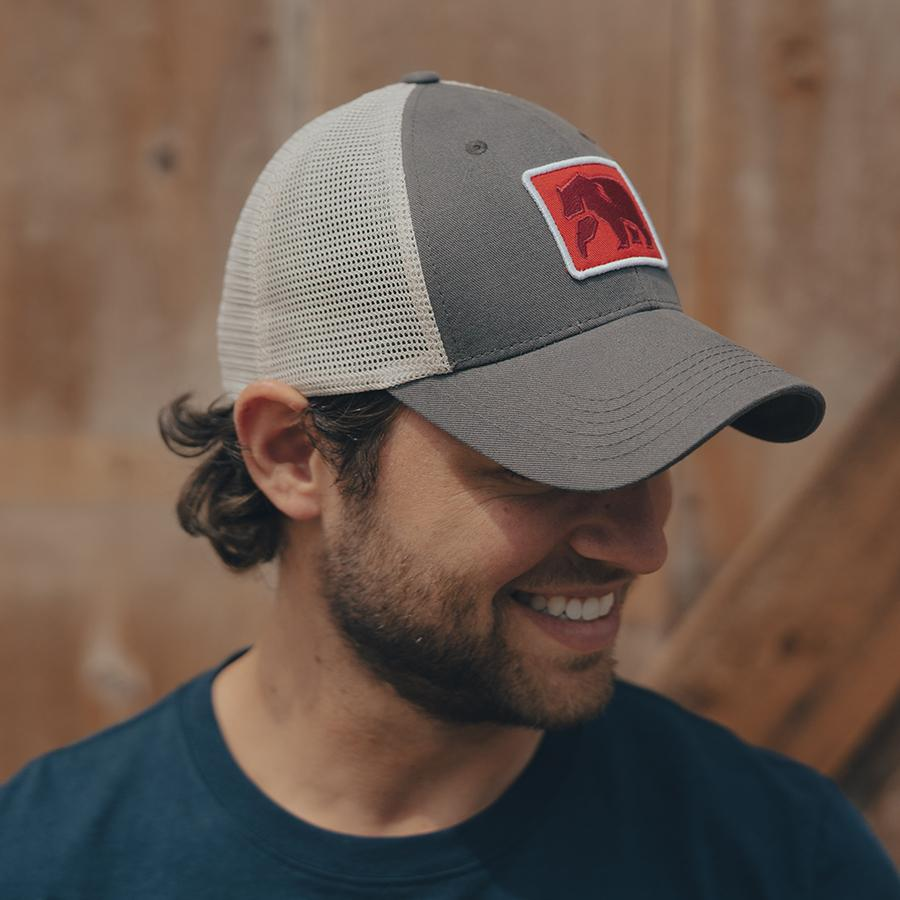 Dano Trucker Cap - Grey