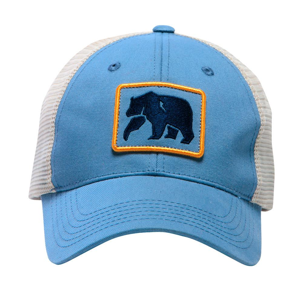 The Dano Trucker Cap - Faded Denim