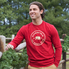 bloomington college long sleeve shirts