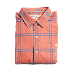 Kirkwood Twill Button Up Shirt - Sunrise