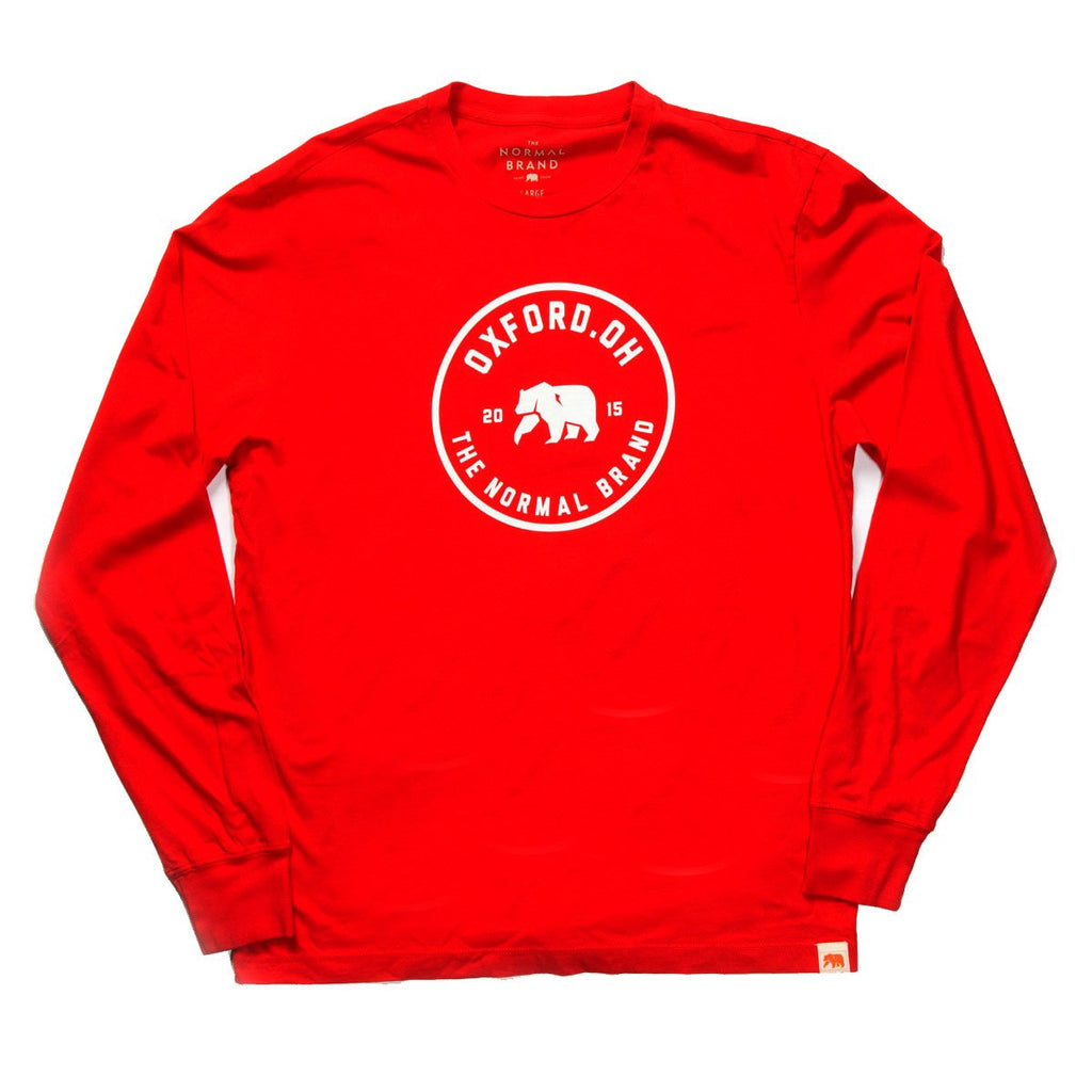 Oxford OH College Long Sleeve Shirts