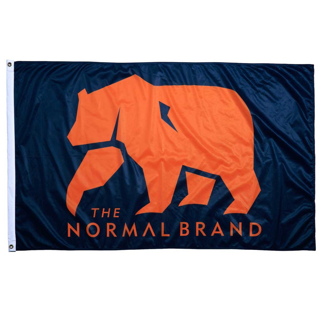 The Normal Brand Flag