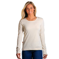 Ladies Crew Neck Tee Shirts