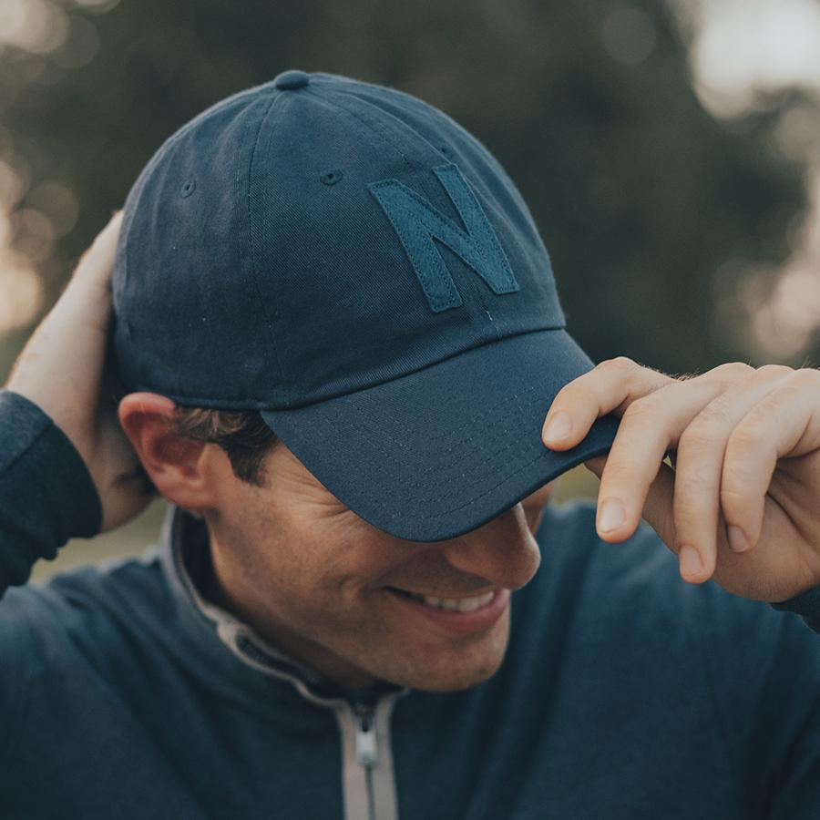 Big N Cap - Navy
