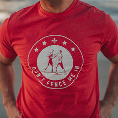 Boxing T-shirt - Red
