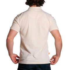 weekday stretch mens polo stone
