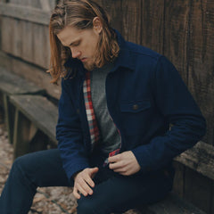 Brightside Flannel Lined Jacket