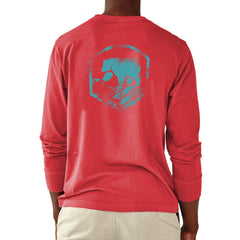 Vintage Active Wear Long Sleeve T-shirt - Autumn