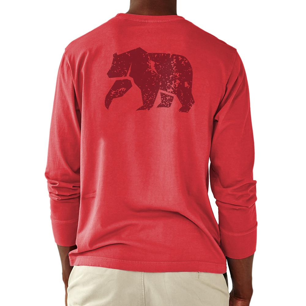 Vintage Bear Long Sleeve T-shirt - Autumn