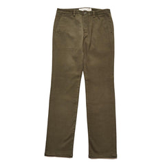 Normal Stretch Chino - Green