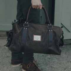 Garrett Weekend Bag - Brown