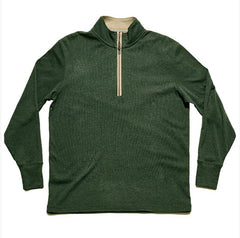 Puremeso Quarterzip - Green Gables