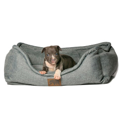 Small Square Dog Bed