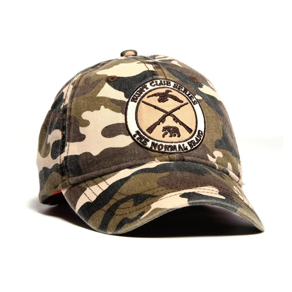 hunt club duck camo hat
