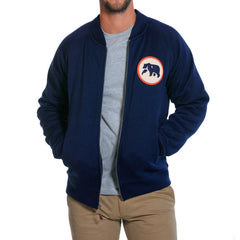 Varsity Fleece Jacket