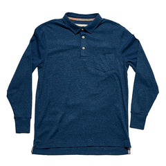 Puremeso Pocket Polo - Navy