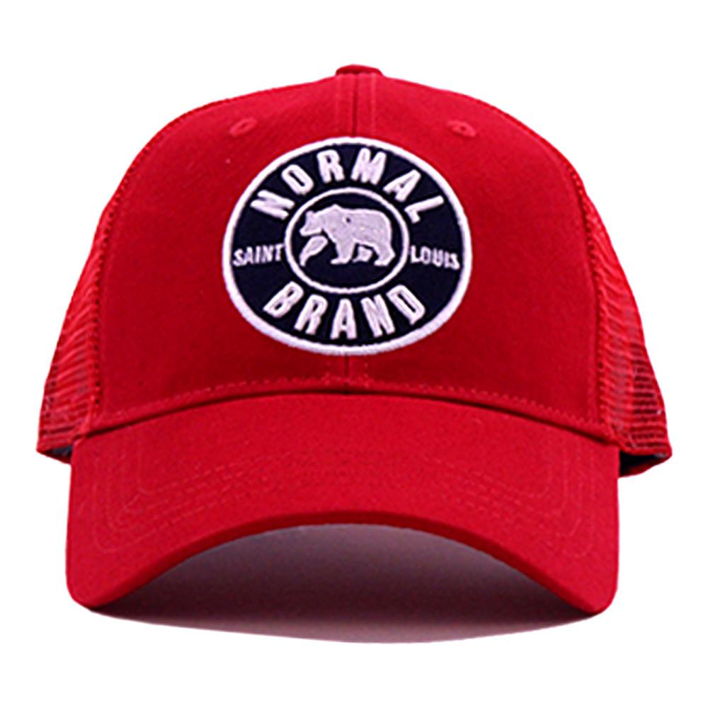 University Bear Cap - Red