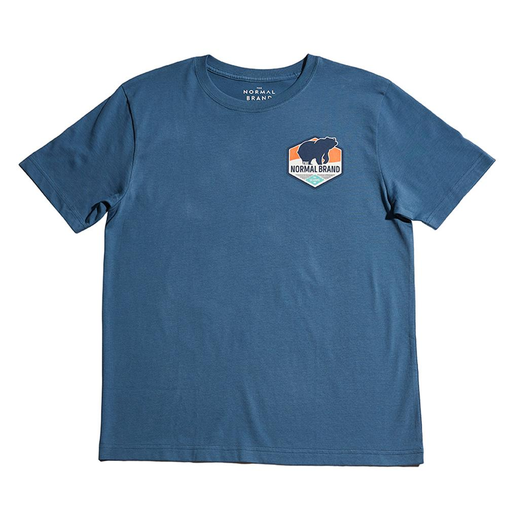 Patch T-shirt - River