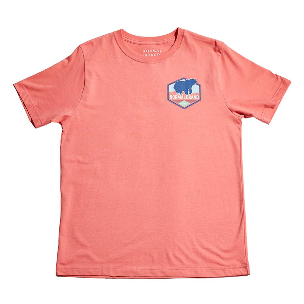 Patch Short Sleeve T - Sunrise