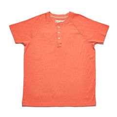 SS Lightest Weight Puremeso Henley - Sunrise