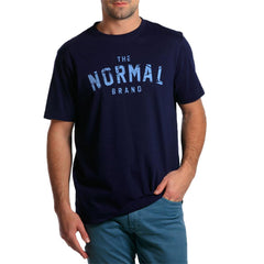 Athletic Inspired T - Navy