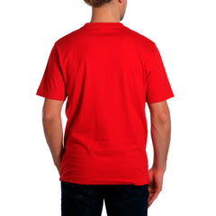 Athletic Inspired T - Pigment Red