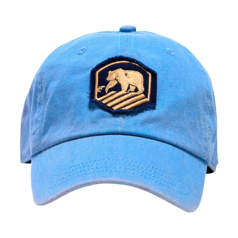 Faded Active Wear Cap - Faded Denim