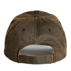 the mistake waxed canvas cap