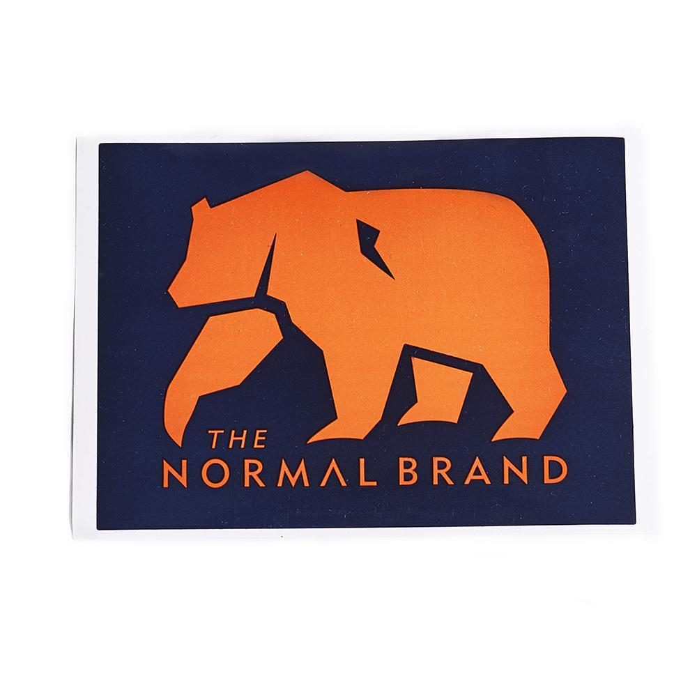 The Normal Brand Sticker