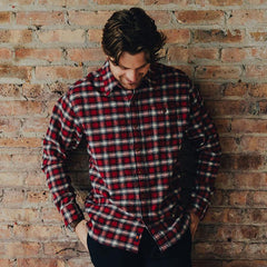 The Woodsman Overshirt