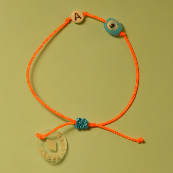 N° 6 - EVIL EYE protection bracelet