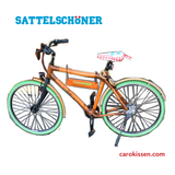 Bambusfahrrad von Knoell Consulting