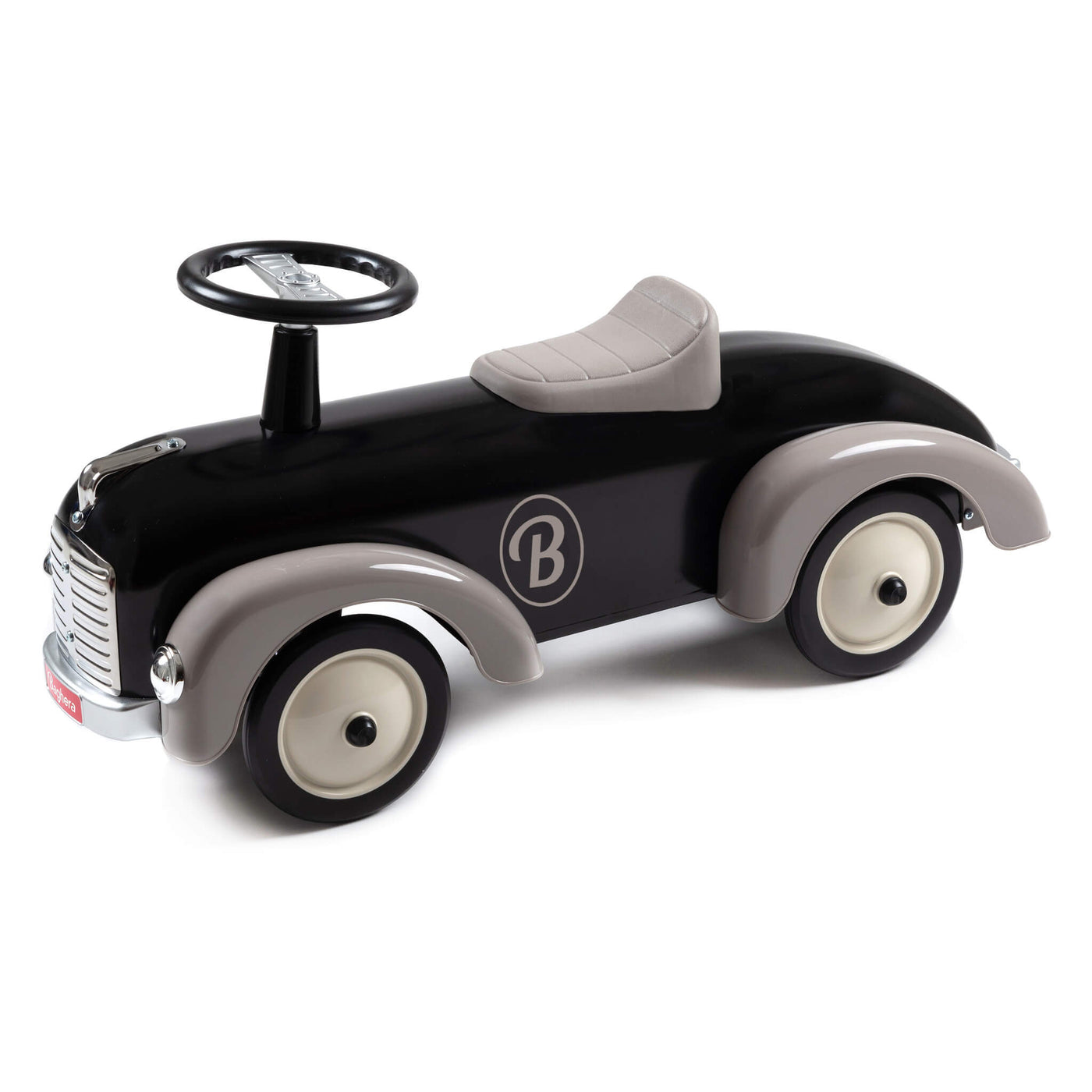 Speedstar Ride on Car - Black