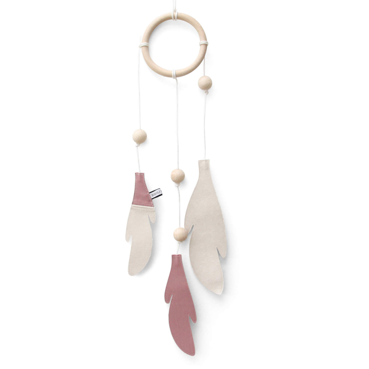 Dream Catcher - Blush and White