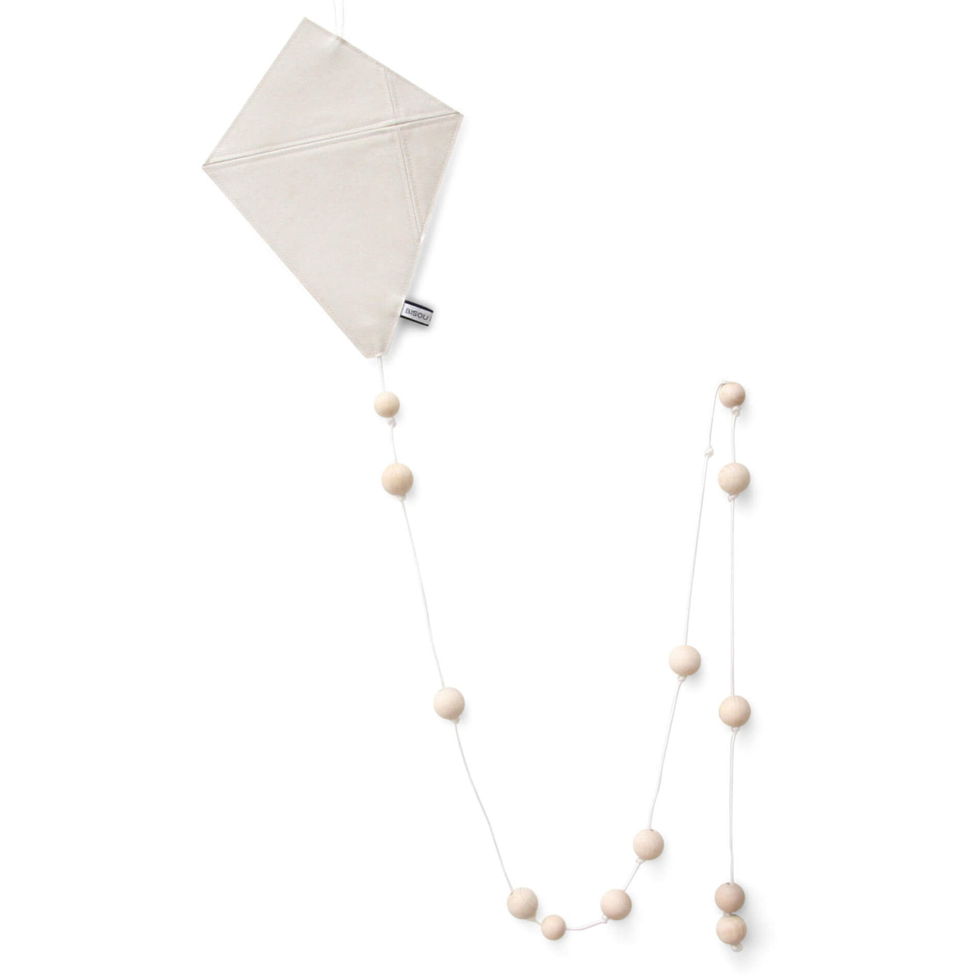 Kite Wall Decoration - White