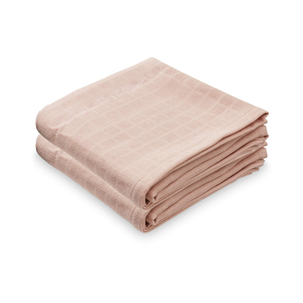 Blossom Pink Muslin - 2 Pack