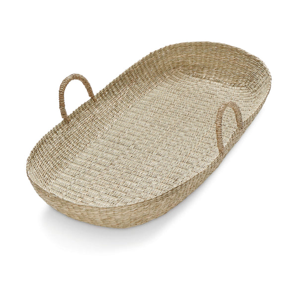 Natural Changing Basket