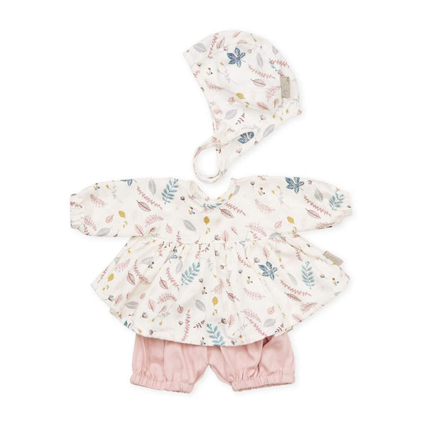 Doll's Clothing Set - Pressed Leaves