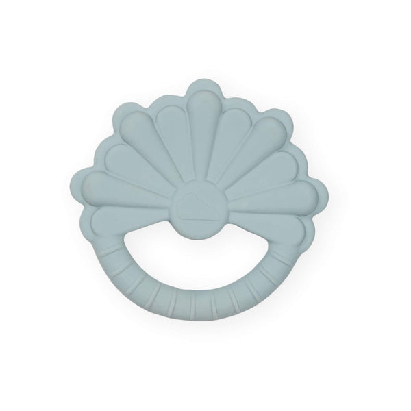 Flower Teether - Petrol