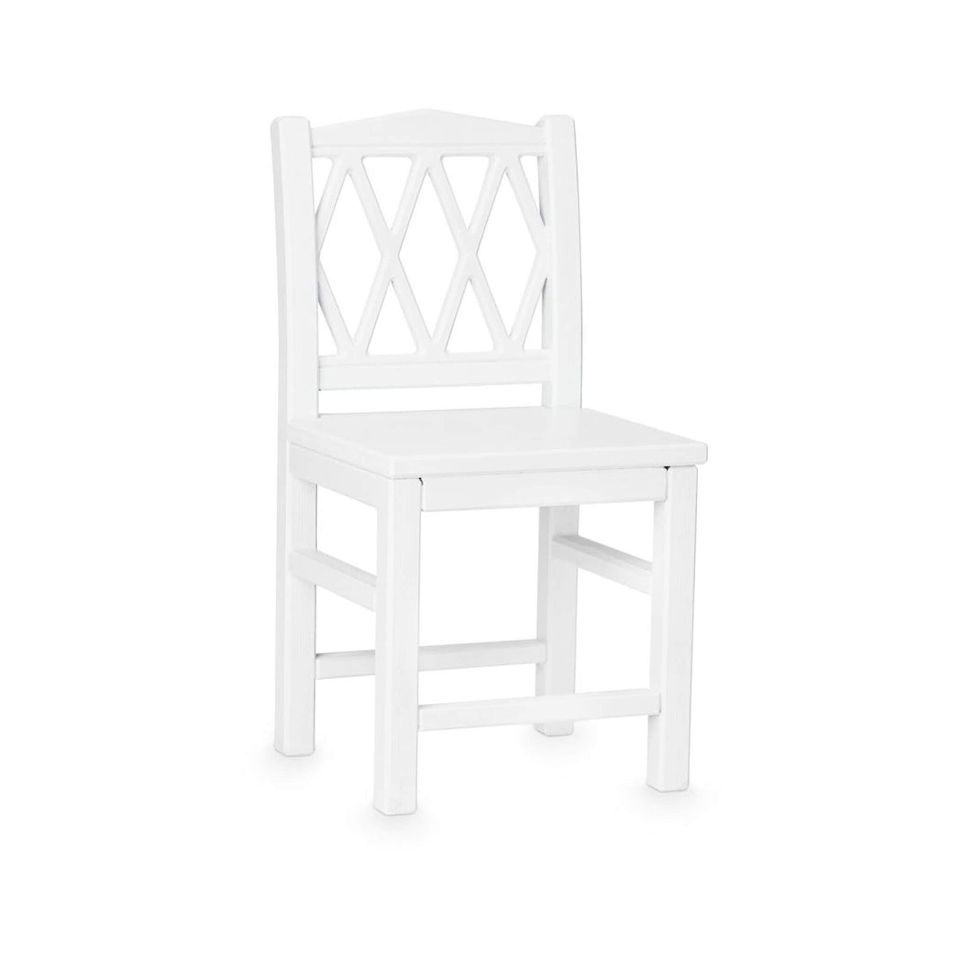 Harlequin Chair - White