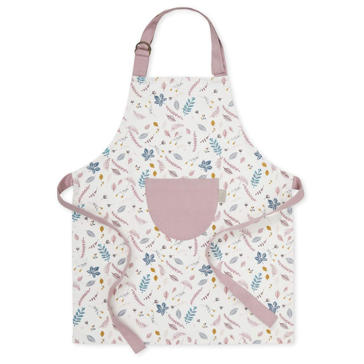 Kids Apron - Pressed Leaves
