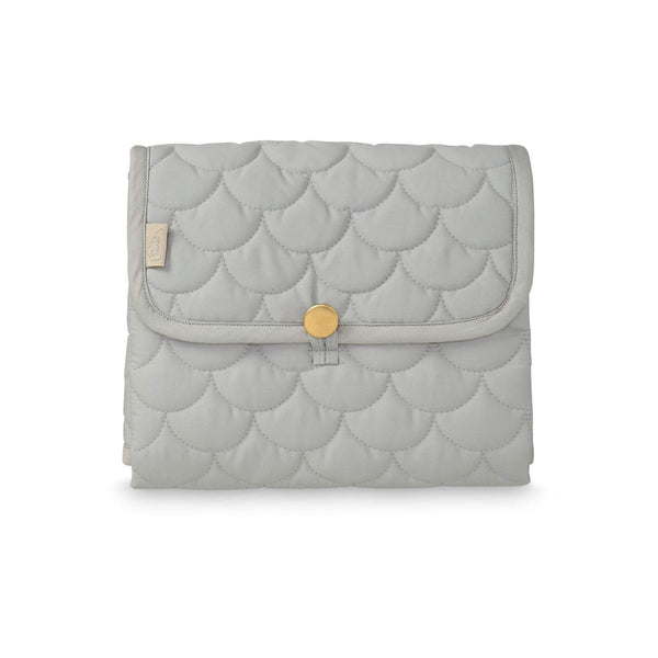 Quilted Changing Mat - Grey