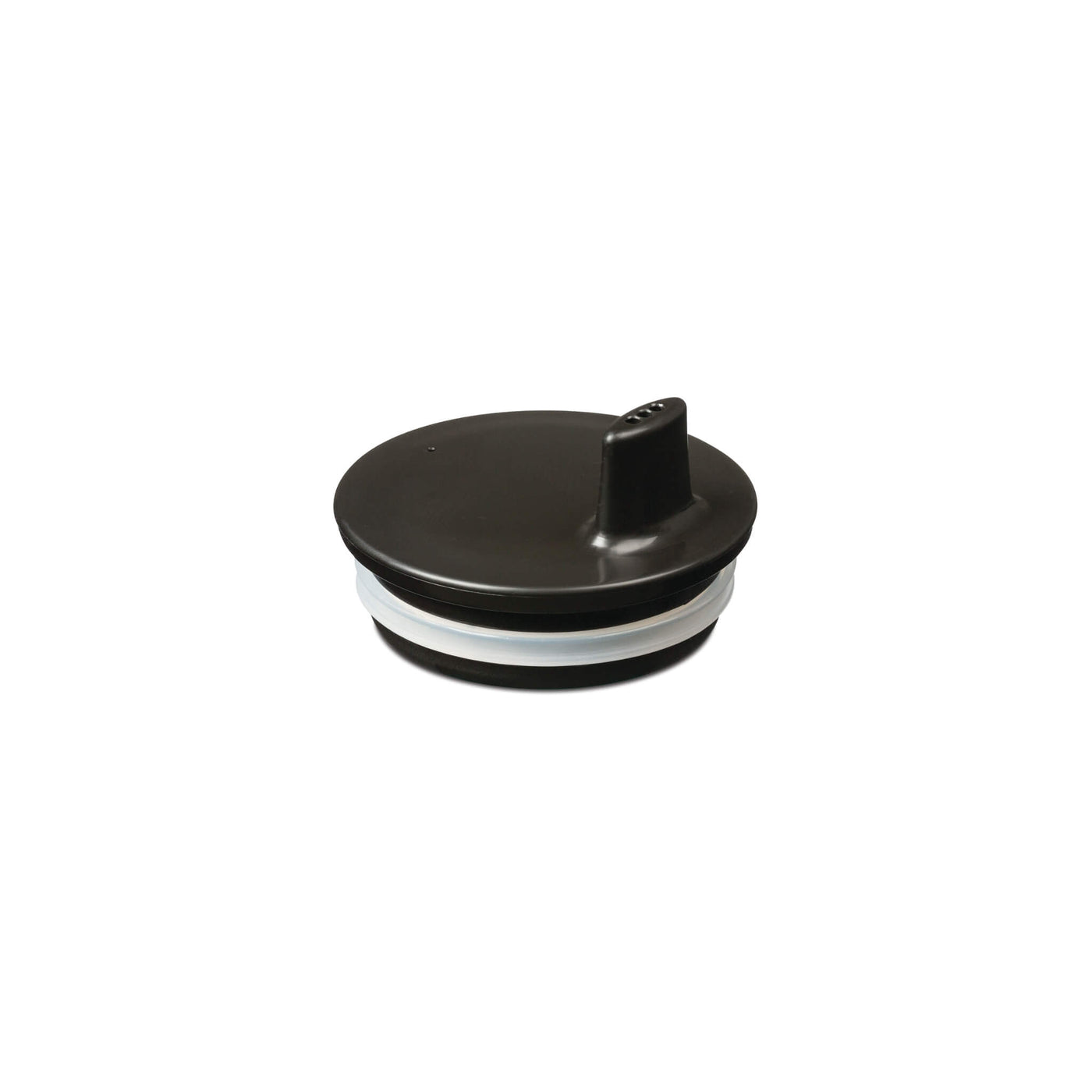 Drinking Lid for Alphabet Cup - Black