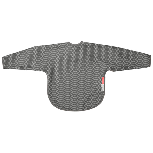 Sleeved Bib  - Grey
