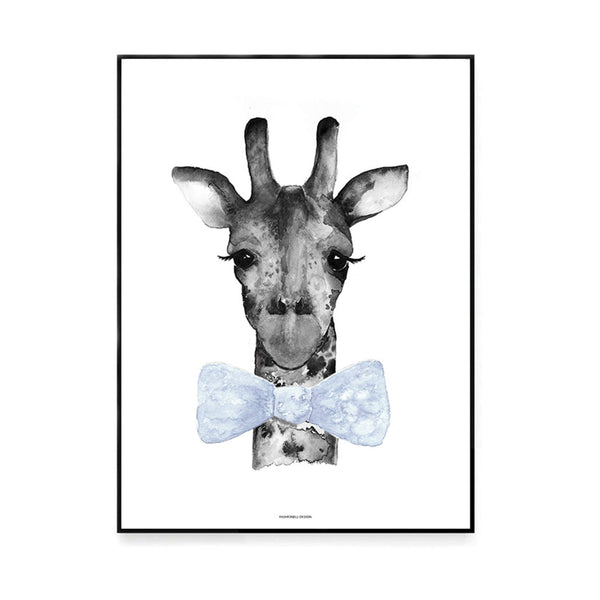 Mr Giraffe - Blue