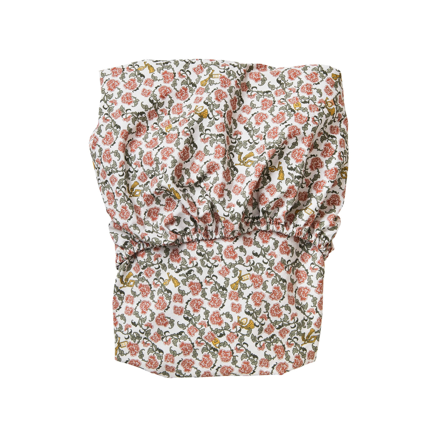 Fitted Sheet - Floral Vine