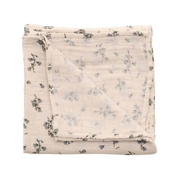 Bluebell Swaddle Blanket