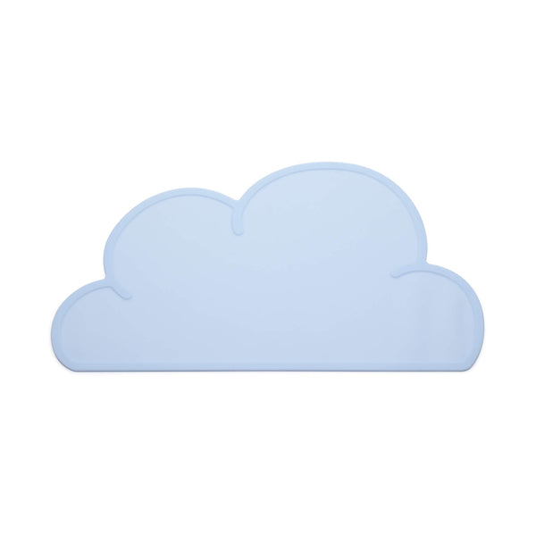 Cloud Placemat - Light Blue