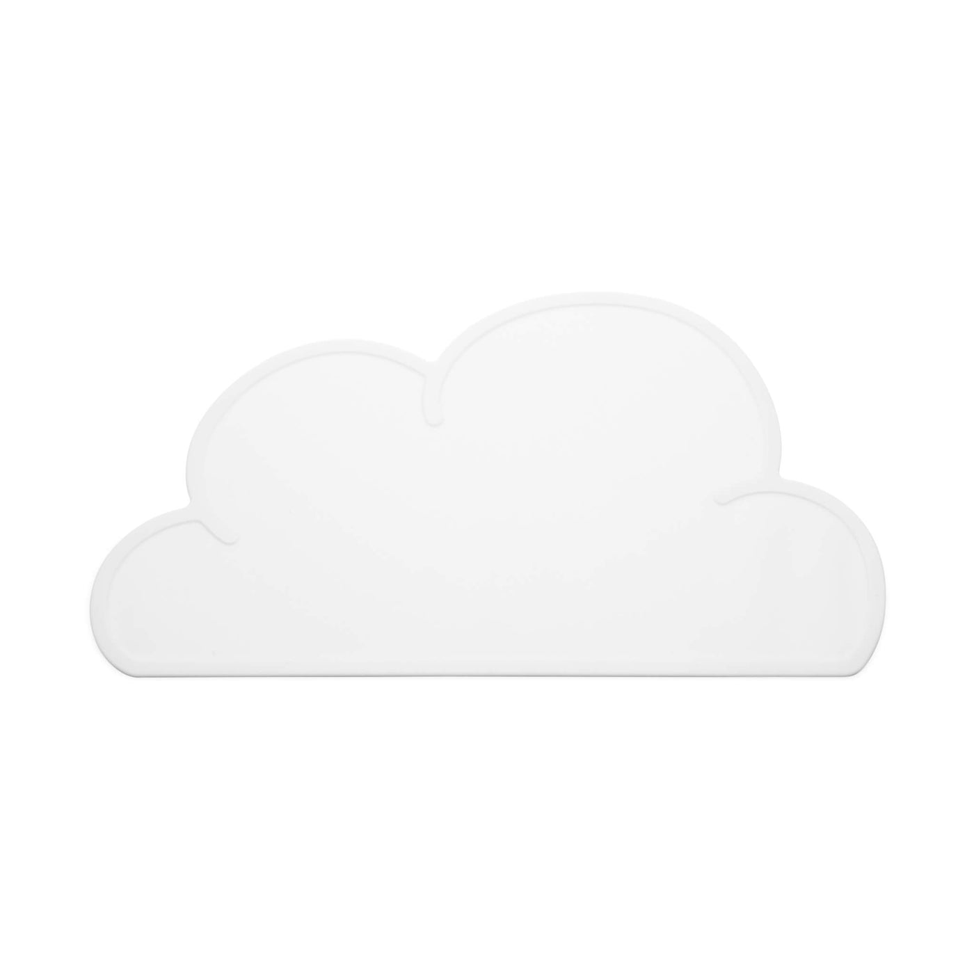 Cloud Placemat - White